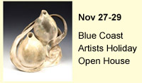 blue coast artist tours